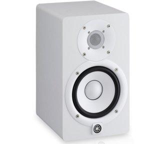 Yamaha - HS5 White, Studiomonitor (Pris Pr. Stk)
