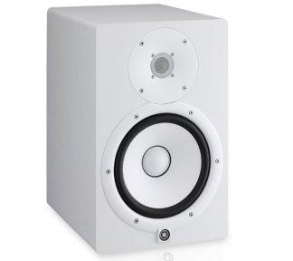 Yamaha - HS8 White, Studiomonitor (Pris Pr. Stk)