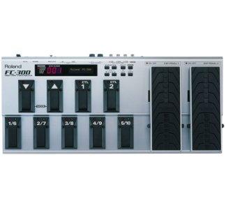 Roland - FC-300, MIDI fot-kontroller