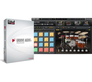 Steinberg - Groove Agent 4, VST