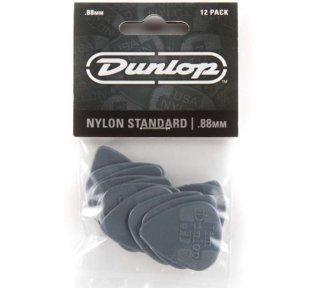 Dunlop - Nylon Standard, 0.88mm (12 stk)