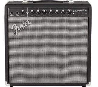 Fender - Champion 40, Gitarforsterker