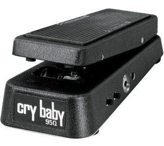 Dunlop - 95Q, Cry Baby Wah