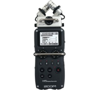 Zoom - H5, Handy Recorder
