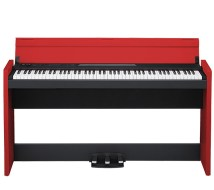 Korg - LP380-BKR LTD, Digitalpiano med stilrent design