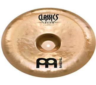 "Meinl - Classics Custom 18"" Extreme Metal China Cymbal"