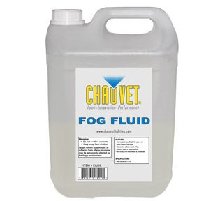 Chauvet DJ FJ5 - High Performance Fog Fluid, 5 liter røykvæske