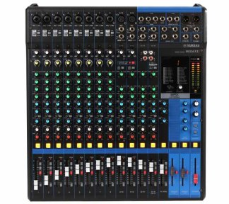 Yamaha - MG16XU, Mikser (Effekt & USB)