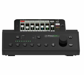 Mackie - ProDX8, 8-Channel Wireless Digital Mixer