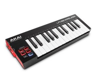Akai - LPK25 Wireless 25 Mini-Key Bluetooth MIDI Keyboard