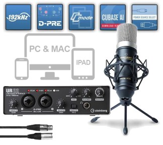 "Studiopakke ""The Budget Bundle"" Plus"