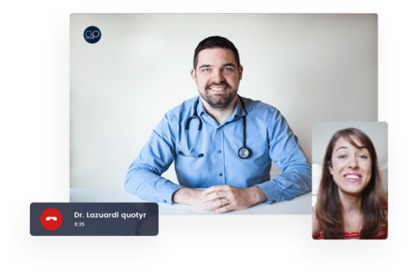 GPNow Telehealth Consultation