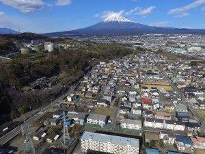 富士山18Feb
