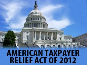 American-Taxpayer-Relief-Act