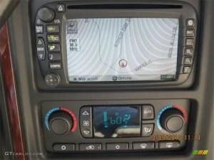 Cadillac Escalade Navigation DVD Download: GPS Maps Torrent Disc