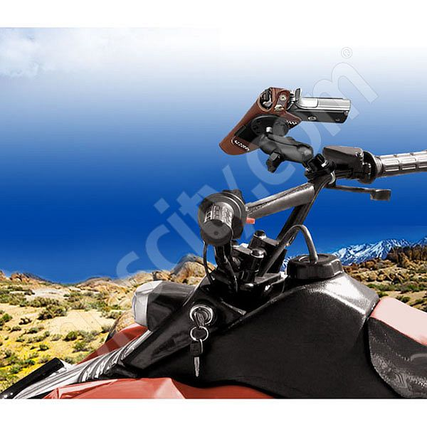 Motorcycle Holster Mount