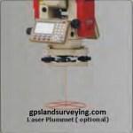 laser plummet