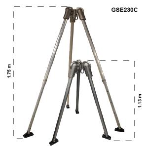 gse230c Compact Tripod Dims