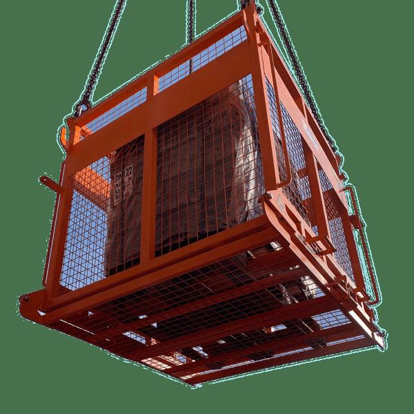 Eichinger Pallet Lifting Cage 1058SC Safe Range