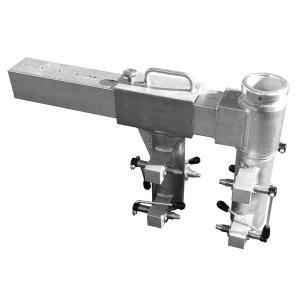 Globestock G.Davit Adjustable Clamp Trench Socket GSE200ACS