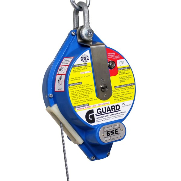 Globestock G.Guard GSE Load Arrestors – 300 Kg Capacity