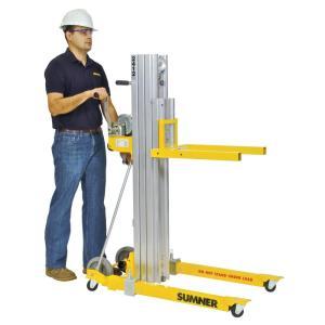 Sumner Contractor Material Lift – 2412 & 2416 Models