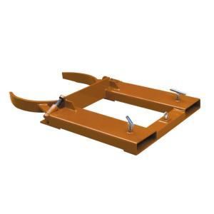 Forklift Drum Grab Raptor DG40  Adjustable – Single Steel Drum