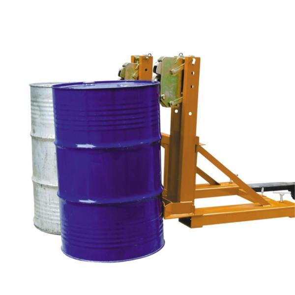 Raptor DG720A Forklift Double Drum Grab with Gator Grip – Steel Drum
