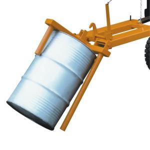 Forklift Drum Positioner attachment – Raptor DR400