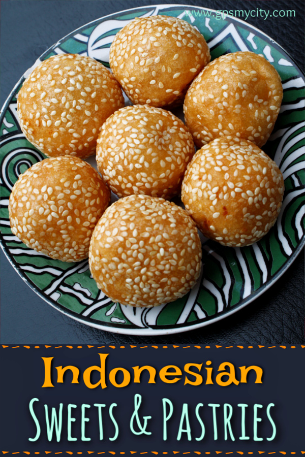 Indonesian Sweets And Pastries