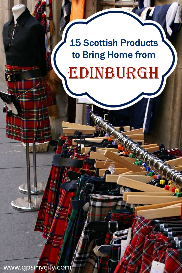 Scottish Souvenirs 15 Authentic Scottish Things To Buy In