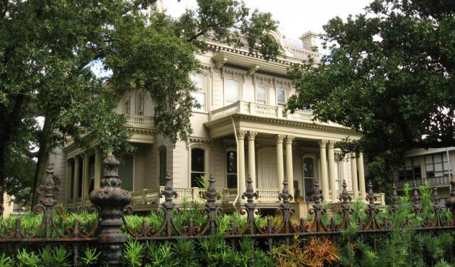 Garden District Tour Self Guided New Orleans Louisiana
