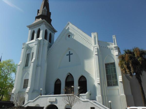 Emanuel African Methodist Episcopal Church, Charleston