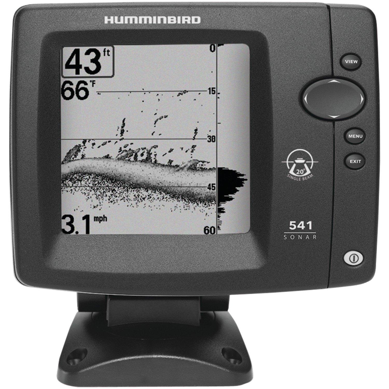 Humminbird 409700-1 541 Fishfinder (Grey)