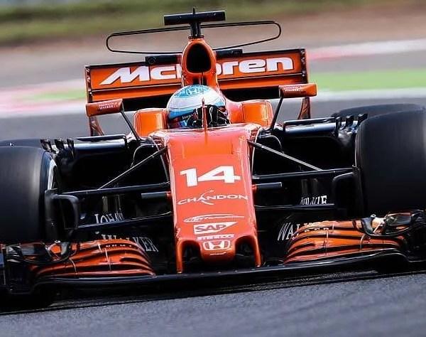 Fernando Alonso na Espanha
