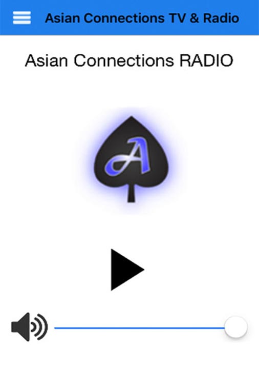 Online TV Radio Android and iOS App
