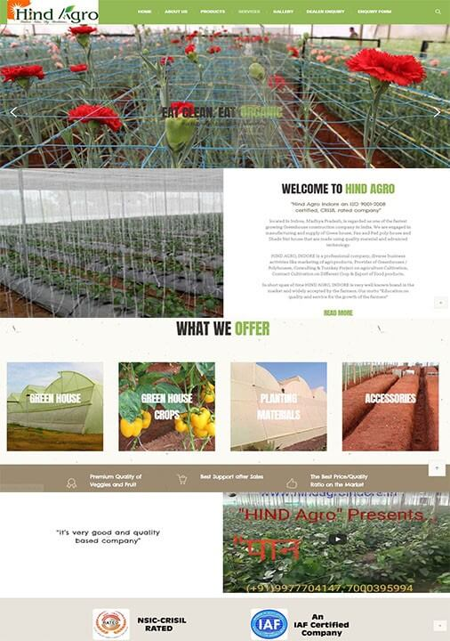 hind agro indore