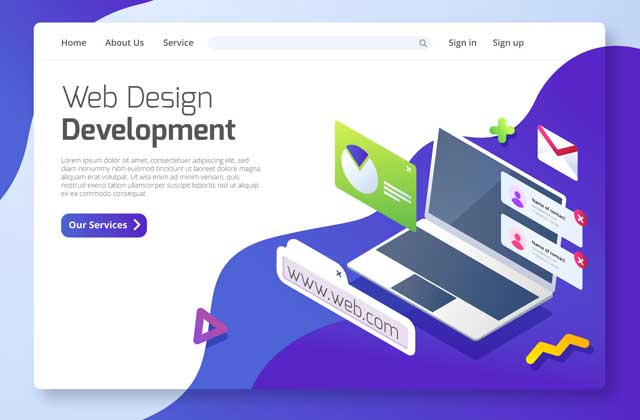 Role of web design and development in ludhiana for business