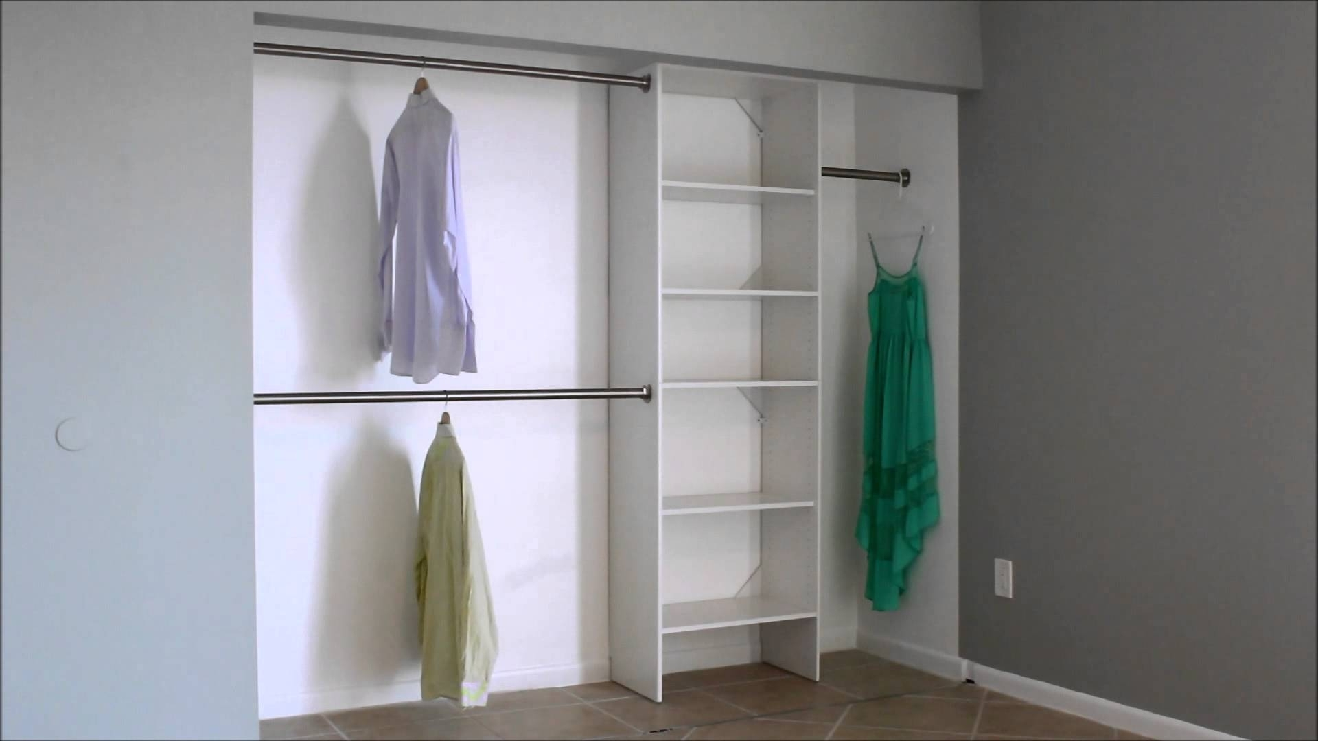 15 Best Collection Of Tall Double Hanging Rail Wardrobes