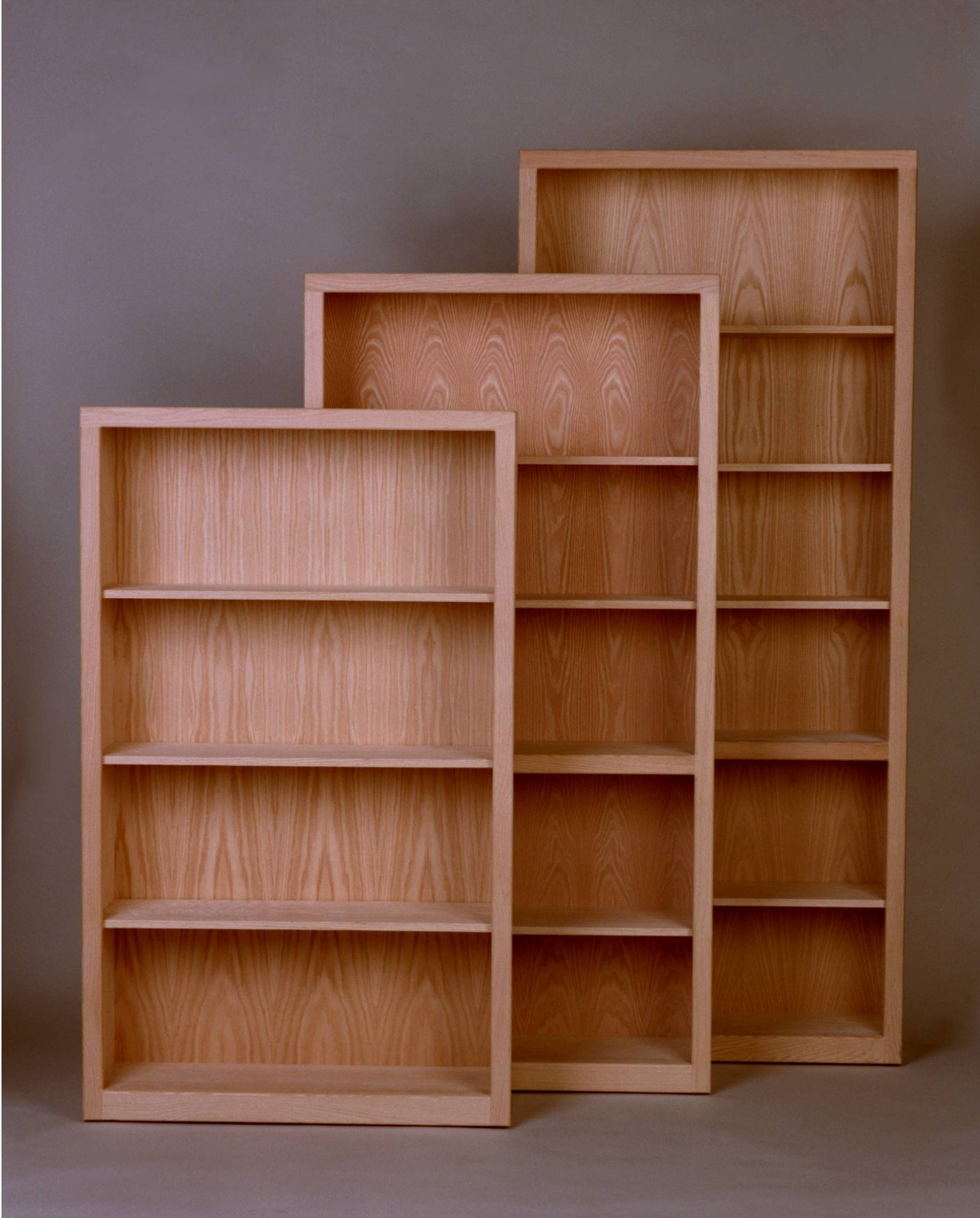 15 Best Collection Of Contemporary Oak Bookcases