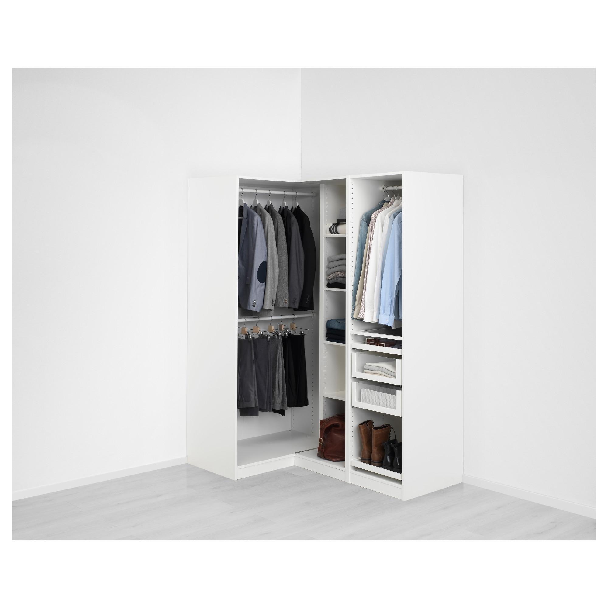 White Armoire Wardrobe Closet