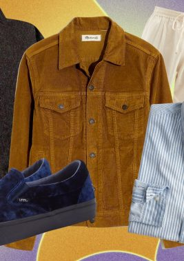 23 Hot Menswear Deals to Get You Prepped for Your Most Stylish Fall YetGerald Ortiz, Avidan GrossmanGQ