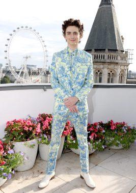 Rejoice! It's Timothée Chalamet-in-a-Suit SeasonThe Editors ofGQGQ