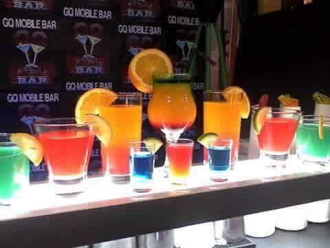 Cocktail Display