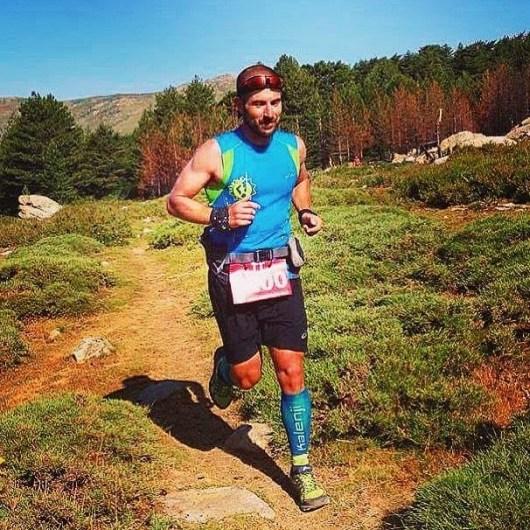 Jean-Marc Giovansili- Trail Corse gr20