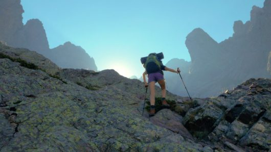 Monte Cinto GR20 - Klara Kousalova