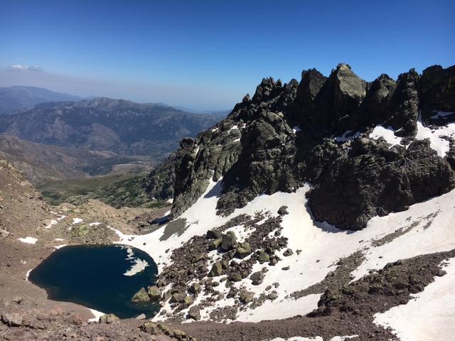 Ežeras - GR20 - Corsica