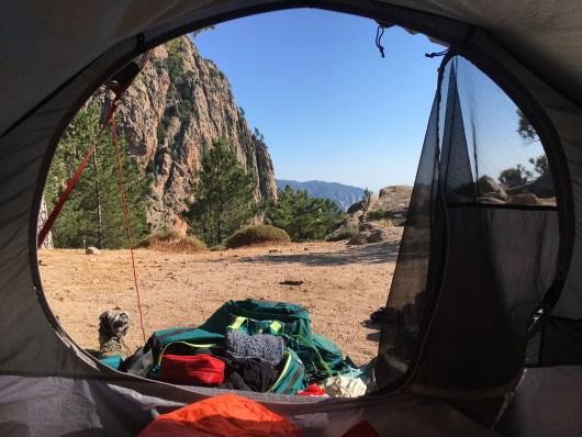 Tente 3 places - Bivouac à Paliri