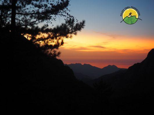 coucher - lever de soleil en Corse