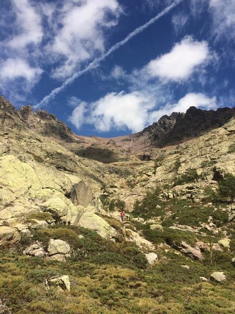 Majestueuses montagnes - ce sentiment d'être tout petit....